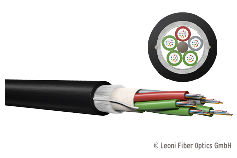 Fiber optic cables – LWL-Sachsenkabel GmbH – cable and