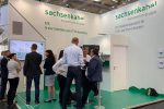 Messestand LWL-Sachsenkabel