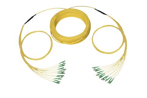 Bündeladerkabel LC zur Anbindung an das Core-Netzwerk