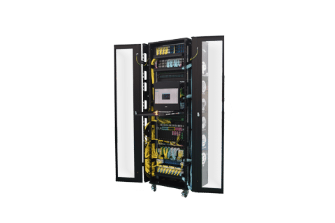 FO Network cabinet